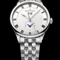 Maurice Lacroix Masterpiece neu 2020 Automatik Uhr mit Original-Box und Original-Papieren MP6707-SS002-112-1