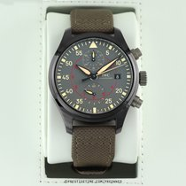 IWC Pilot Chronograph Top Gun Miramar Ceramic 44.5mm Grey United States of America, New York, Airmont