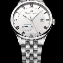 Maurice Lacroix Masterpiece Réserve de Marche neu 2020 Automatik Uhr mit Original-Box und Original-Papieren MP6807-SS001-112-1