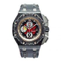 Audemars Piguet Royal Oak Offshore Grand Prix Koolstof 44mm Zwart