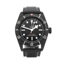 Tudor Black Bay Dark 79230DK 2018 pre-owned