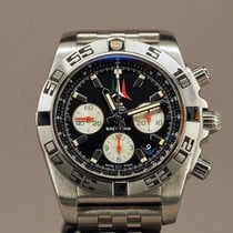 Breitling Steel 44mm Automatic AB01104D/BC62 pre-owned