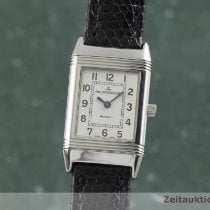 Jaeger-LeCoultre Reverso Lady Stal 19.5mm Srebrny