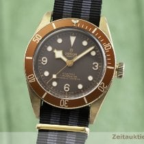 Tudor Black Bay Bronze 79250B Meget god Bronze 43mm Automatisk