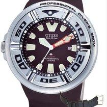 Citizen Promaster Marine Steel 48mm Black
