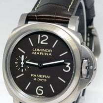 Panerai Luminor Marina 8 Days new 2014 Manual winding Watch with original box and original papers PAM00564