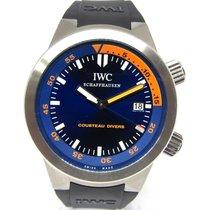 IWC Aquatimer Automatic Acero 42mm Azul España, Marbella