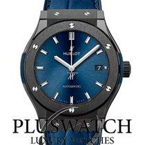 Hublot Classic Fusion Blue 511.CM.7170.LR   511CM7170LR neu