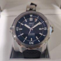 万国 Aquatimer Automatic 钢 42mm 蓝色
