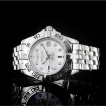 Breitling Galactic 32 Acero Madreperla Sin cifras