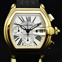 Cartier Yellow gold 48mm Automatic W62021Y3 pre-owned