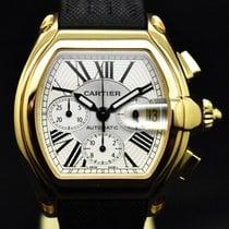 Cartier Žluté zlato 48mm Automatika W62021Y3 použité