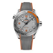 Omega Seamaster Planet Ocean Titanium 43.5mm Grey United States of America, New Jersey, Englewood