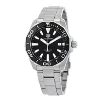 TAG Heuer Aquaracer 300M Steel 41mm Black United States of America, New Jersey, Englewood