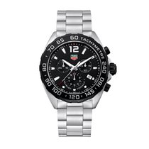 TAG Heuer Steel 43mm Quartz caz1010.ba0842 new United States of America, New Jersey, Englewood