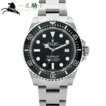Rolex Sea-Dweller 4000 Ocel 40mm Černá