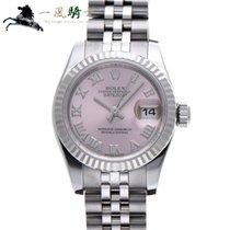 Rolex Lady-Datejust Zeljezo 26mm Ružičasto