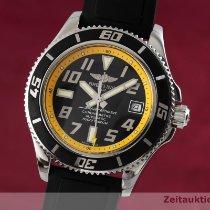 Breitling Superocean 42 Zeljezo 42mm Crn