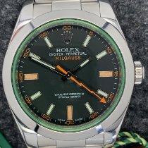 Rolex Milgauss Stahl Schwarz Deutschland, Mülheim an der Ruhr