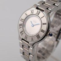 Cartier 21 Must de Cartier Сталь 27mm Cеребро