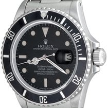 Rolex 16800 Steel Submariner Date 41mm pre-owned United States of America, Texas, Dallas