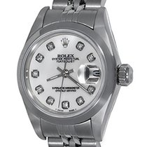 Rolex Oyster Perpetual Lady Date Steel 25mm Mother of pearl No numerals United States of America, Texas, Dallas