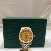Rolex Lady-Datejust Or jaune 31mm Or Sans chiffres