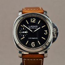 Panerai Luminor Steel