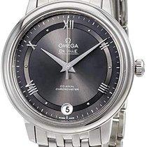 Omega De Ville Prestige Steel 32.7mm Grey