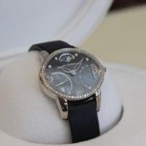 Girard Perregaux neu Automatik Kleine Sekunde Edelstein- & Diamantenbesatz 35mm Weißgold Saphirglas