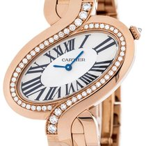 Cartier Délices de Cartier 38.4mm Cеребро