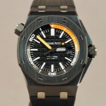 Audemars Piguet Royal Oak Offshore Diver Keramik 42mm Schwarz