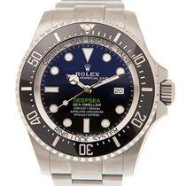 Rolex Sea-Dweller Deepsea 126660BL new