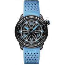 Bomberg CT43APBA.21-3.11, Bomberg, BB-01 Automatic Black & Blue nou