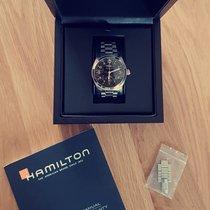 Hamilton Khaki Field Steel United Kingdom, CARDIFF