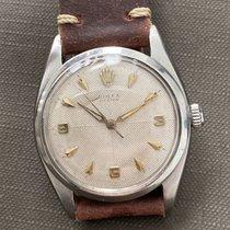 Rolex Oyster Precision 6422 chevron 1959 pre-owned