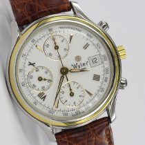 Wyler Gold/Steel 38mm Automatic pre-owned