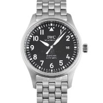 IWC Pilot Mark IW327011 2019 pre-owned