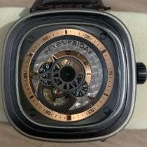 세븐프라이데이 스틸 47mm 자동 P2/01 중고시계