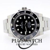 Rolex Submariner (No Date) 114060 2015 подержанные