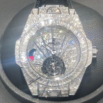 Hublot White gold Manual winding new Big Bang