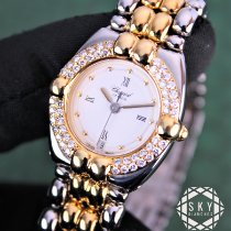 Chopard Gstaad Very good Gold/Steel 24mm Quartz