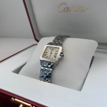 Cartier Santos Demoiselle Steel 20mm White Roman numerals United Kingdom, Hertfordshire