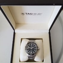TAG Heuer Aquaracer 500M Steel 41mm Black No numerals United States of America, California, MONTEBELL0