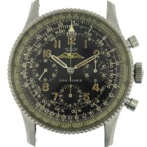 Breitling Navitimer Steel 40mm Black Arabic numerals United States of America, Georgia, Johns Creek