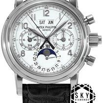 Patek Philippe Grand Complications (submodel) nuevo 2002 Automático Reloj con estuche y documentos originales