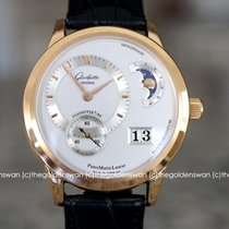 Glashütte Original PanoMaticLunar Rose gold Silver United States of America, Massachusetts, Milford