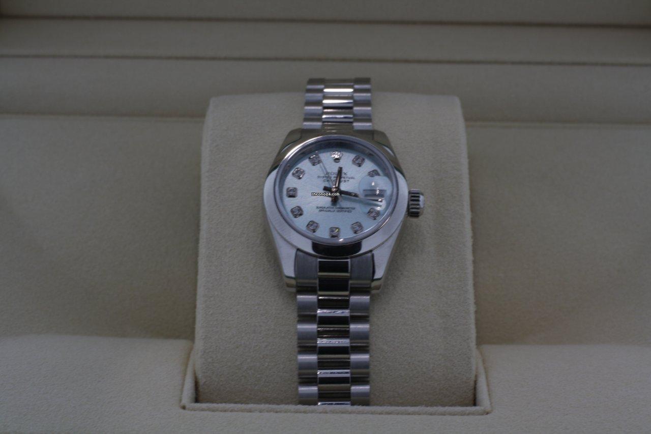 Rolex Lady-Datejust 196166 новые