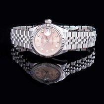 Rolex 279174-0003 Or blanc Lady-Datejust 28mm nouveau