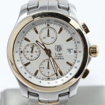 TAG Heuer Link Calibre 16 Steel 42mm Silver No numerals United States of America, Nevada, Las Vegas